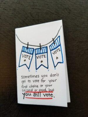 Vote Zine