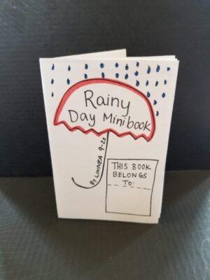 Raining Day Mini-Book
